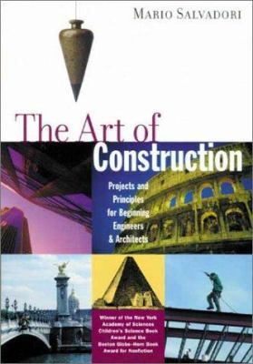 Explains how tents, houses, stadiums and bridges are built, and how to build models of such structures using materials found around the home.