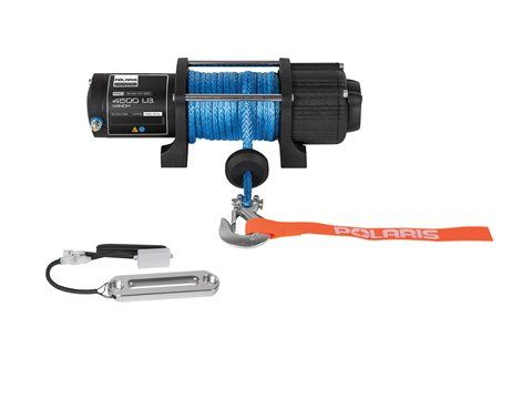 Polaris Pro HD 4,500-lb. Winch Kit | Polaris RANGER Store
