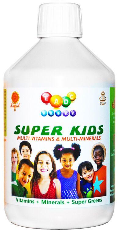 Super kids Multivitamin & Mineral