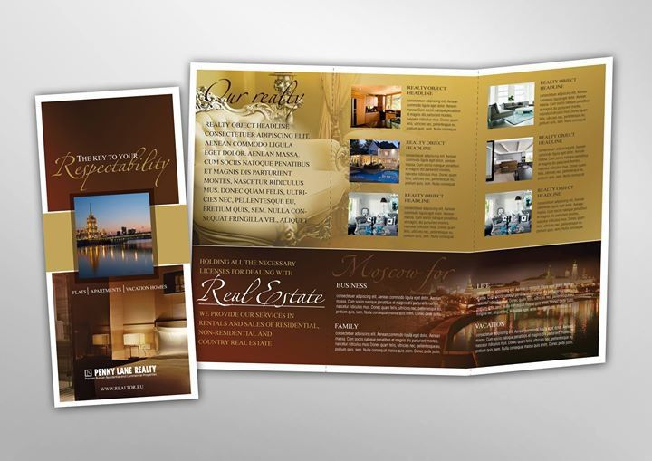 grafic design, broschure design