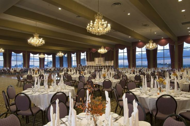 The dream venue - Marlborough Hotel in Downtown Winnipeg. Love the chandeliers and the view at night is amazing.