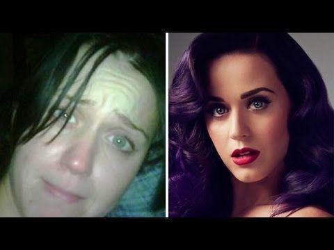 Penampilan Selebriti Hollywood Tanpa Menggunakan Makeup
