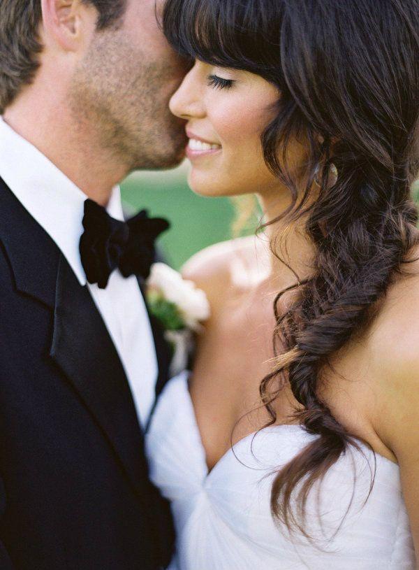 Wedding plait
