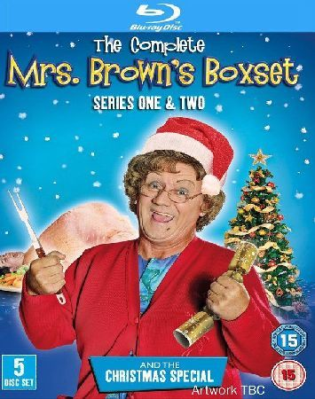 Mrs Browns Boys - Complete Box Set Series 1Brilliantly funny Irish comedian Brendan OCarroll stars as out-spoken Irish mammy Agnes Brown in this brand new comedy series that aired on BBC One. Join Agnes Brown as she indulges in her fav http://www.MightGet.com/january-2017-12/mrs-browns-boys--complete-box-set.asp