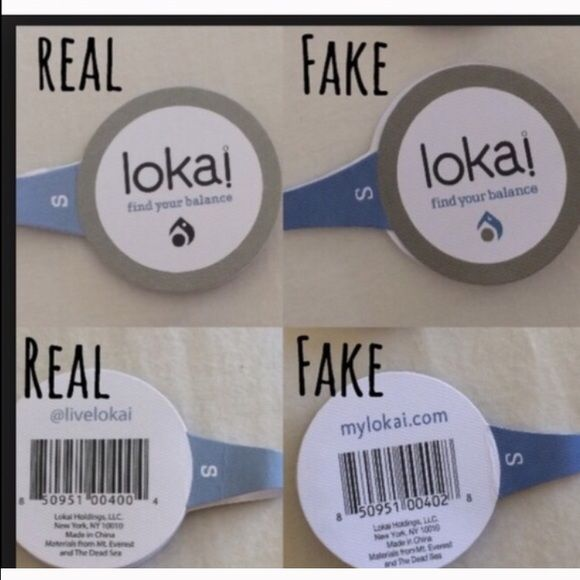 REAL OR FAKE . Lokai Jewelry Bracelets