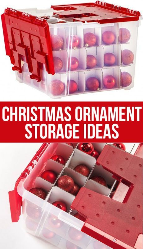38 best Holiday Storage Tips images on Pinterest Xmas, Merry