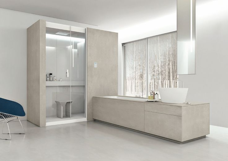 30 best bagno moderno contemporaneo images on pinterest for Bagno grande