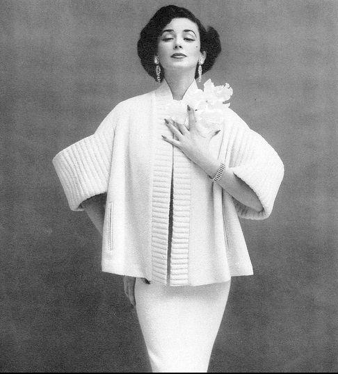 Dorian Leigh, 1953
