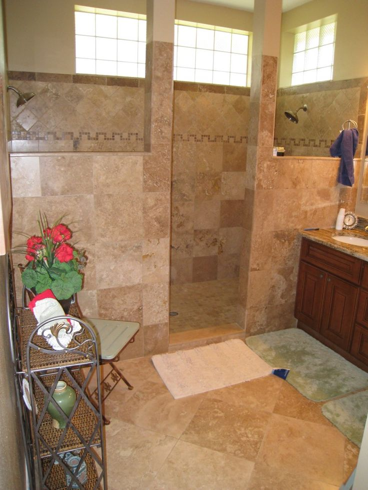 The ULTIMATE home shower stall by the Home Improvement Source!