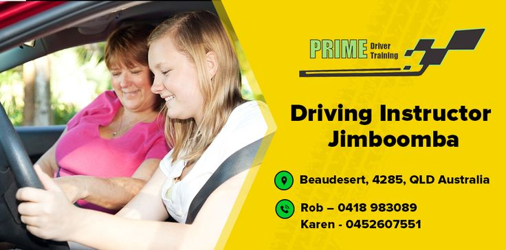 If you are looking for a highly qualified #Driver_Training_School in Jimboomba, Prime Driver Training is the right 🚕 #driving_school for you. #DrivingInstructors