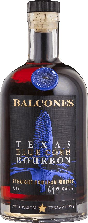 Balcones Distilling Texas Blue Corn Bourbon