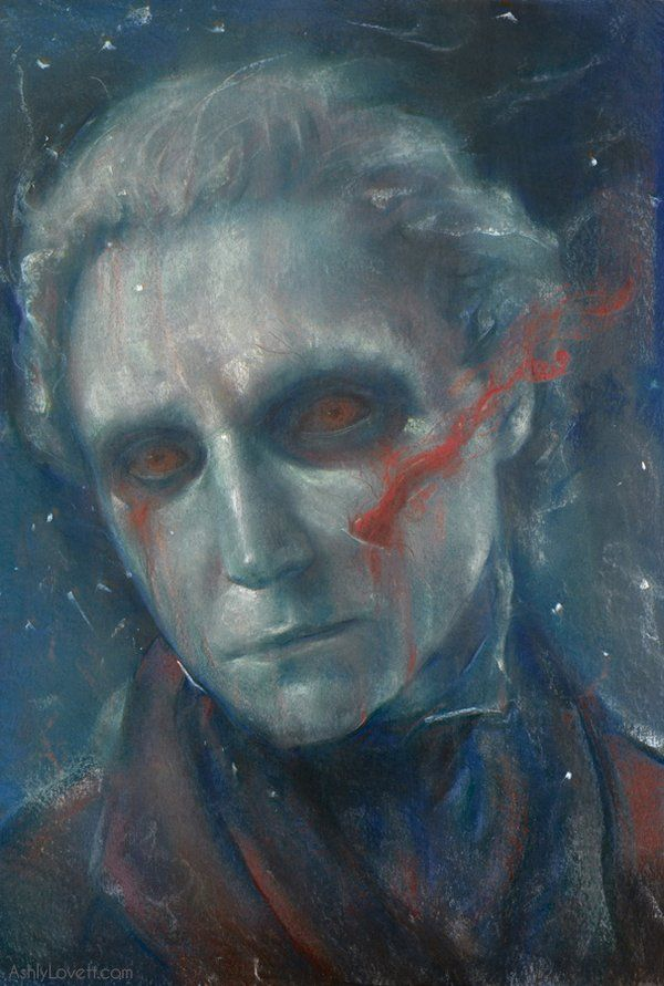 """Crimson Peak - Thomas"" by Lovettart via Guillermo del Toro (@RealGDT) 
