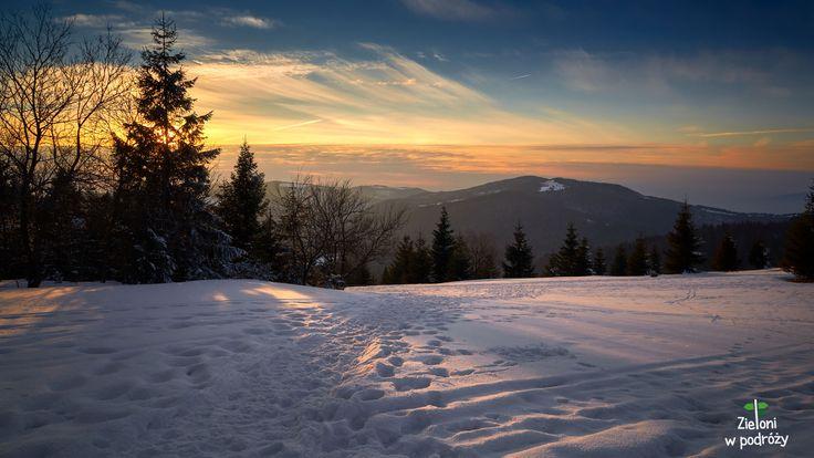 Gorce Mountains, Poland