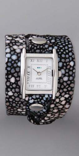 La Mer Stingrey Wrap Watch $88