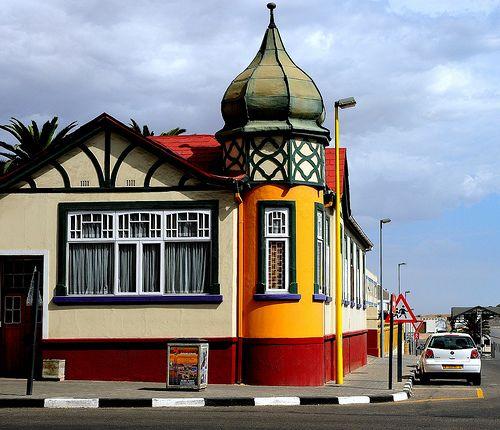 Swakopmund, Namibia BelAfrique - Your Personal Travel Planner www.belafrique.co.za