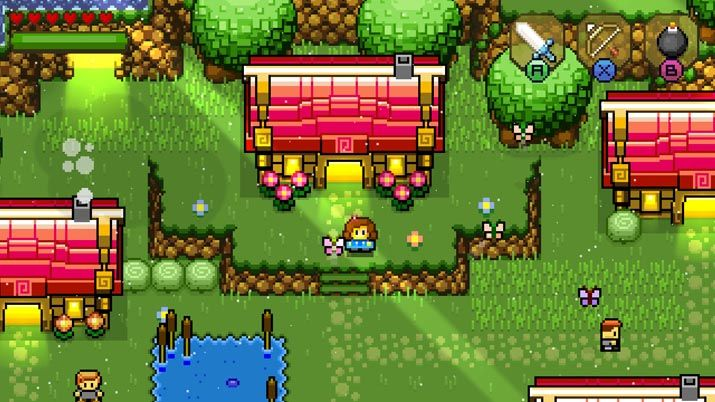 Blossom Tales: The Sleeping King | OPN | OPNoobs | OverpoweredNoobs | Indie Game Review | Written By: Carrie Luna