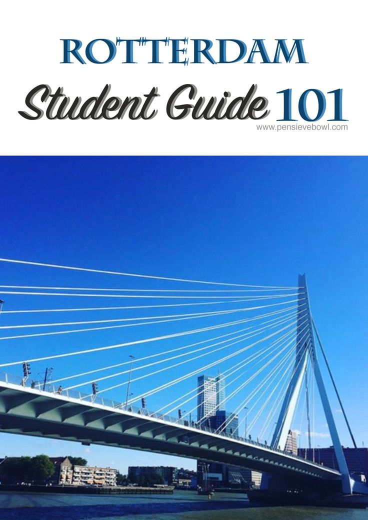 rotterdam student guide
