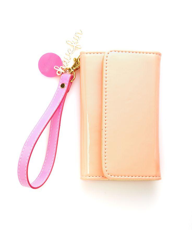 Colourful smartphone case