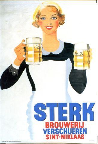 Sterk Brouwerij Verschueren Sint-Niklaas