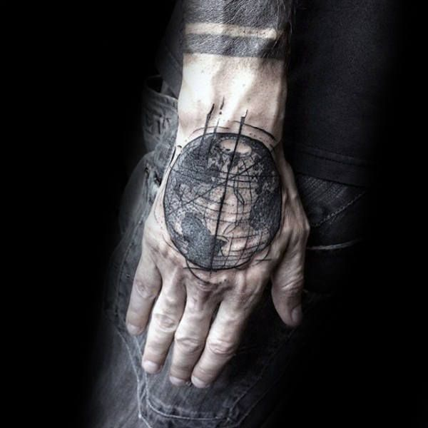 17 best ideas about globe tattoos on pinterest traveler