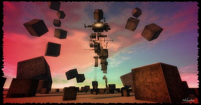 Nessuno Myoo Cubes (6) by ಌ Nαкσтσ Eχσиαя ಌ, via Flickr
