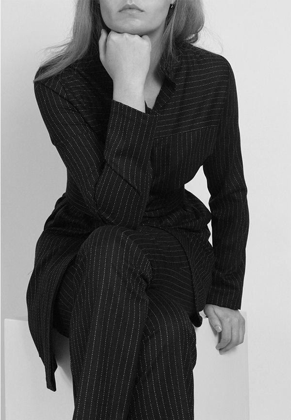 Pinstripe Suit http://honeygold.eu/2017-pinstripe-suit/