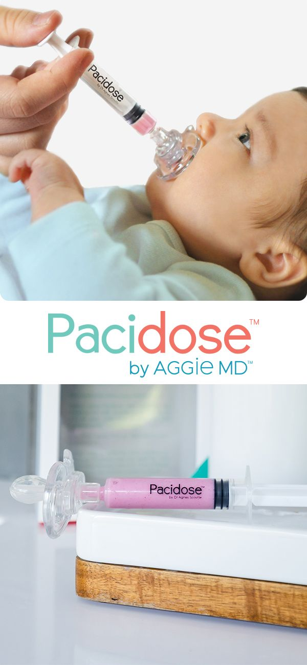 Pacidose is the easiest most accurate baby medicine dispenser. Invented by a doctor, Inspired by a daughter.