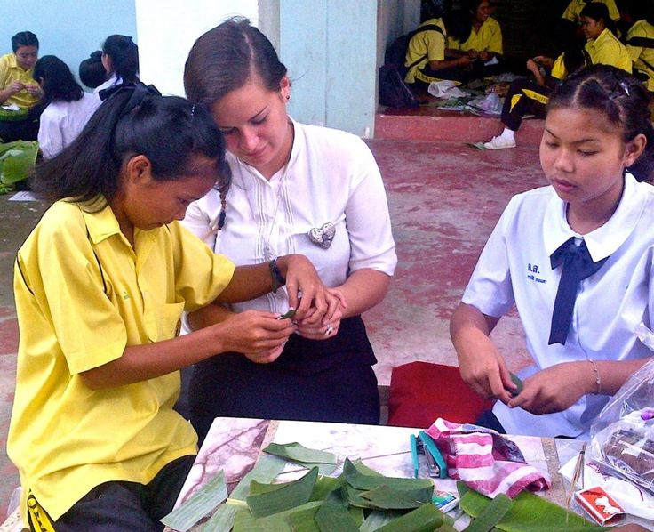 What it Was Like for Me Teaching English in Thailand - Saskia's Story - TravelBud