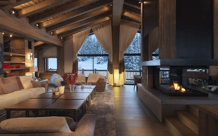 Luxury Ski Chalet, La Bergerie, Courchevel 1850, France, France (photo#5012)