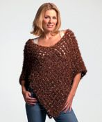 crochet poncho pattern- in progress, basically 2 rectangles short sides attached to the end of the long sides!