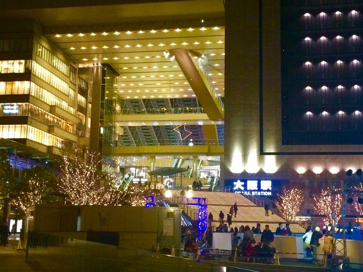 Osaka St.