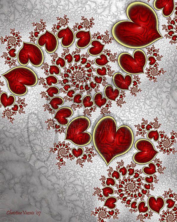 Heart Fancy by CVaznis on deviantART