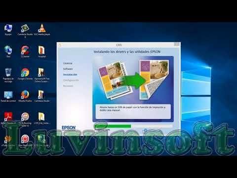 Configuracion Impresora Epson L355 - Wifi - Parte 2