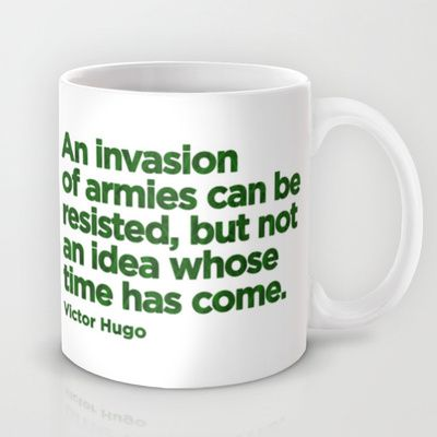 Unresistible Idea Mug by Growing Ideas - $15.00