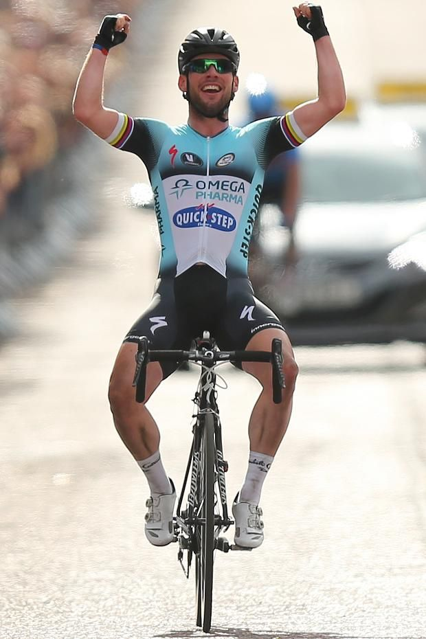 Mark Cavendish - 25th stage win!
