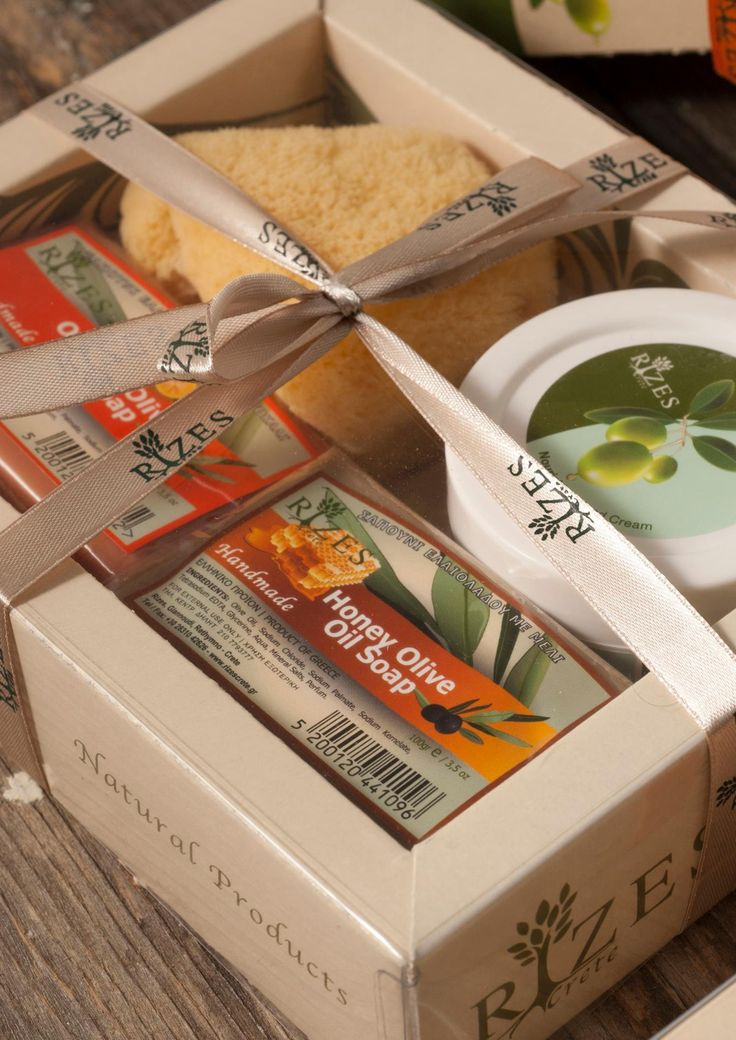 Rizes Crete Gift Pack