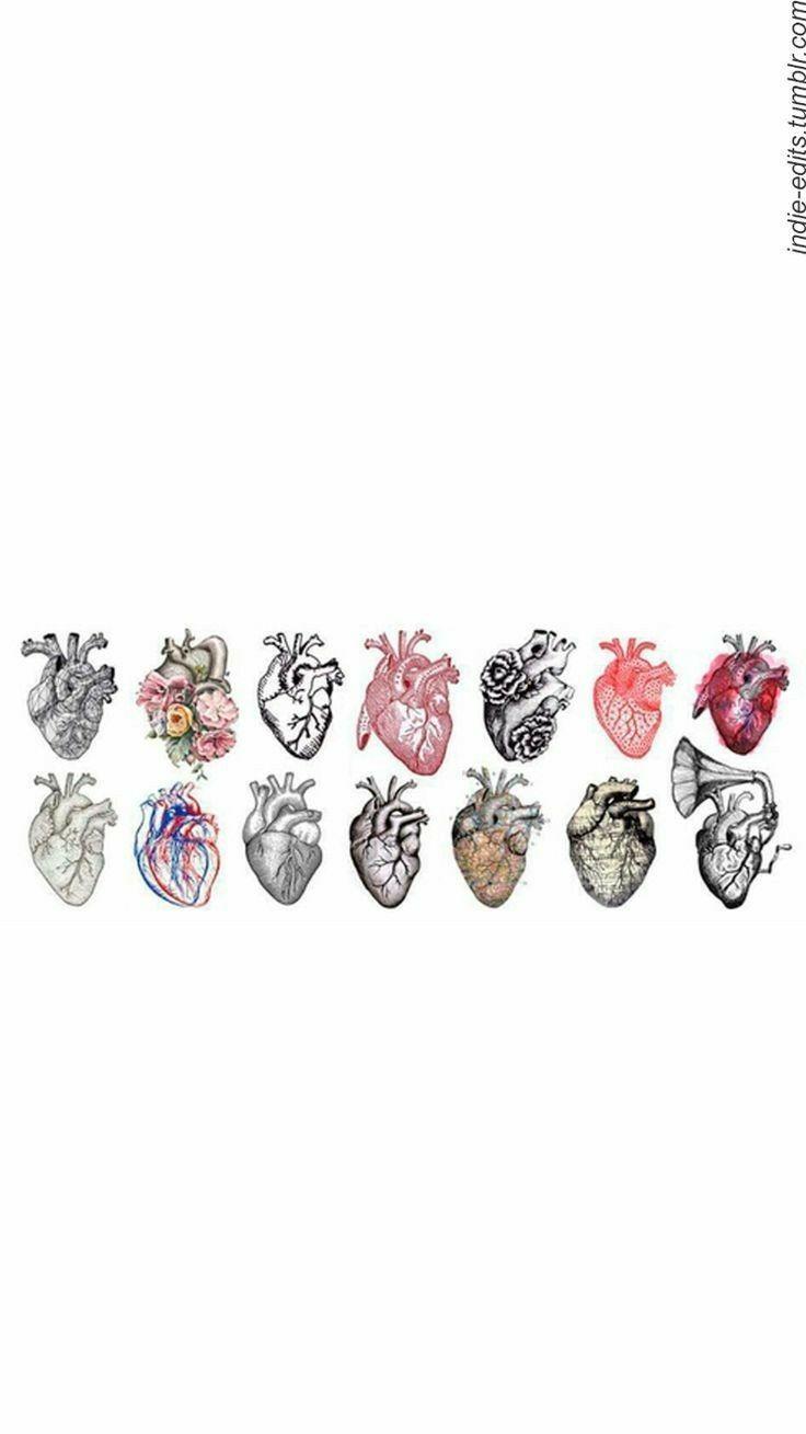 Herzkunst – das physische Herz kombiniert mit den …