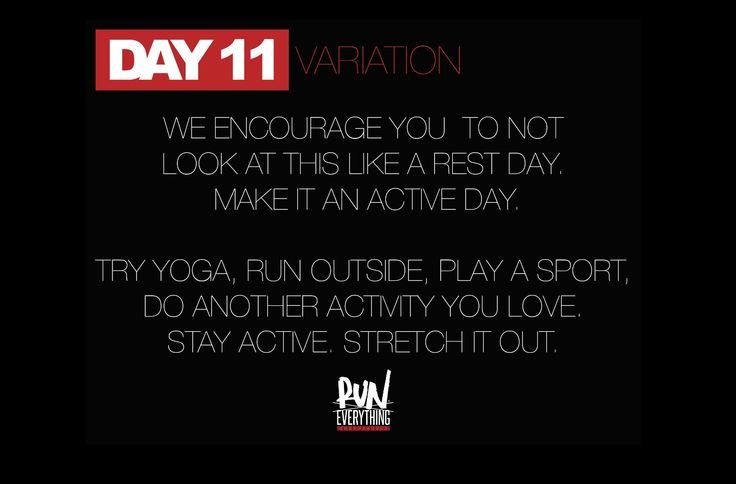 Dana Linn Bailey 28 day program day 11