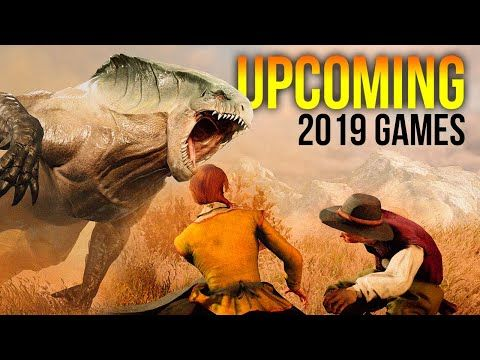 Top 25 UPCOMING Games of 2019 [Second Half] – YouTube