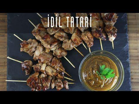 Tavuk Satay Nasıl Yapılır? - İdil Tatari - Yemek Tarifleri - YouTube
