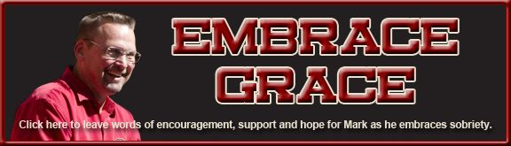 Embrace Grace - Support Mark Grace and his sobriety!