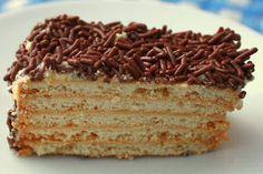 Petit beurre taart: taartjes maken zonder bakken voor kinderen