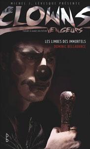 Les limbes des immortels, par Dominic Bellavance $8.95