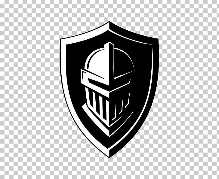 Logo Knight Shield Png Armor Black And White Brand Business Emblem Knight Shield Team Logo Design Logos