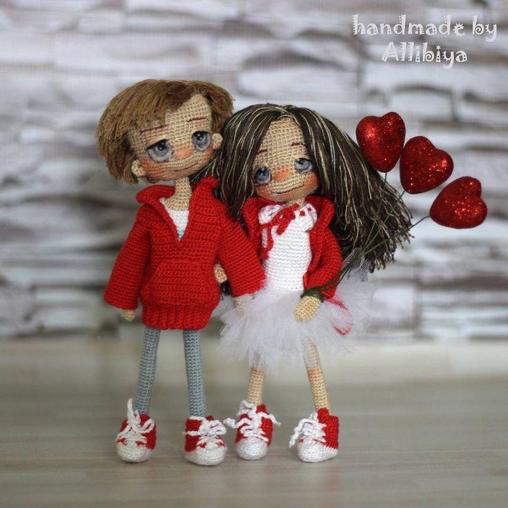 1000+ images about Amigurumi dolls on Pinterest Crochet ...