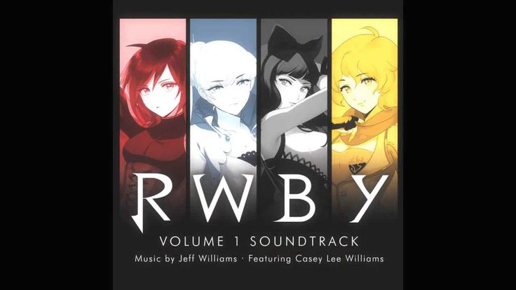 RWBY Volume 1 Songs by Jeff Williams