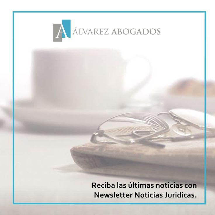 Reciba las últimas noticias jurídicas y actualidad del Derecho en su email totalmente gratis. +INFO: http://alvarezabogadostenerife.com/?p=9253