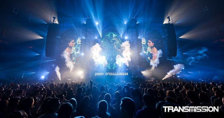 Transmission 'Seven Sins' Prague 2014