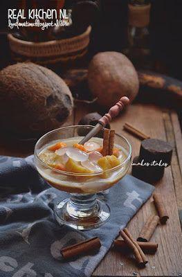 REAL Kitchen NL: KOLAK Pisang-Ubi-KolangKaling