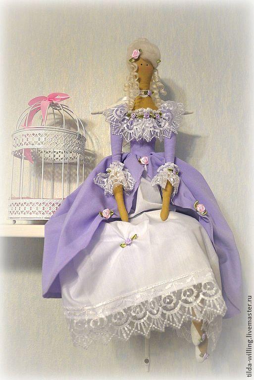 Купить Тильда Фея Френсис - тильда, кукла Тильда, подарок на любой случай